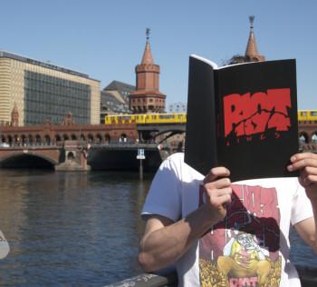 Print, Frameless, Frameless-studio, berlin, Agentur, Riot1394, Buch, Grafikdesign, Design, Graffiti, Illustration