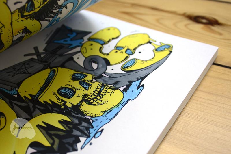 RIOT1394-Lines, Frameless, Frameless-studio, Riot1394, Graffiti, Graffitiauftrag, Berlin, Grafikdesign, Kommunikationsdesign