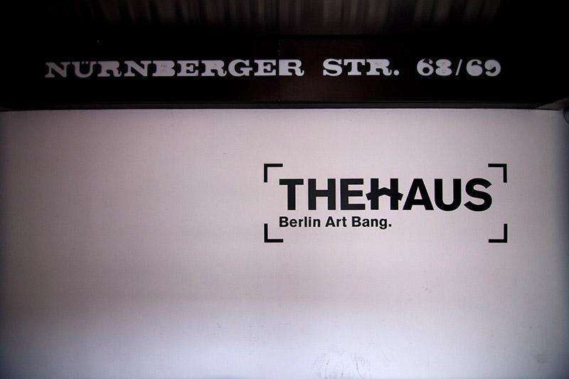 The Haus, Berlin Art Bang, Eröffnung, Kudamm Berlin, SBB, Skenar73, Riot1394, Stan, Stereoheat, Graffiti, Graffitikünstler, Ausstellung,